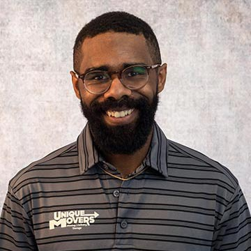 Isaiah West - Professional Mover