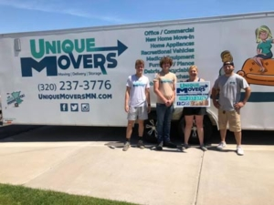 Move from Rice, MN to Sauk Rapids, MN