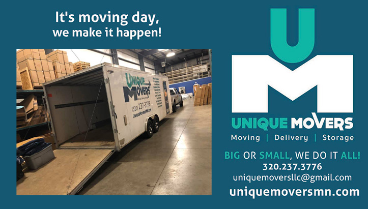 It's Moving Day Banner