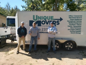 1,000 Lbs Safe Move from St. Cloud, MN to Pequot Lakes, MN