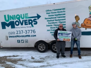 Residential Move Sartell to Cohasset
