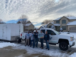 Residential Move Sartell to St. Cloud