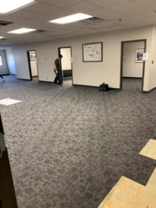 Commercial Movers Sartell MN Dezurik Move 3