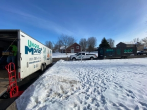 Residential Move Menahga MN 2