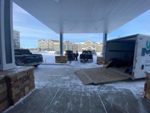 Residential Moving St. Joseph MN to Winona MN 2