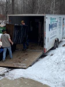 Residential moving Brainerd MN 1