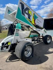 Hot Rod Racing Car St. Stephen, MN Tornado Tori Racing