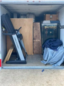 Residential Move Woodbury, MN long-term storage