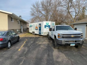 Residential Move from Cold Spring, MN to Hector, MN