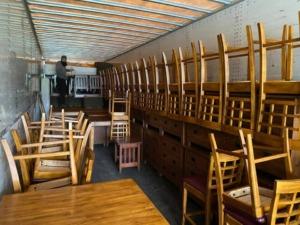 Cabin Empty Out Rutger's Bay Resort Deerwood Minnesota