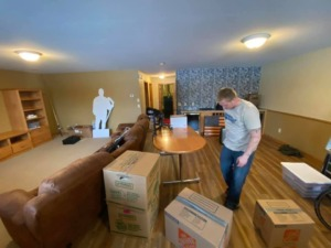 Residential Move Specialty Move Juke Box Granite Slab