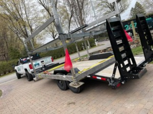Specialty Move Boat Lift Moving Minnetonka MN to Deerwood MN