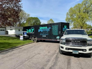 Residential Home Move Bloomington, MN to Little Falls, MN