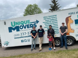 Residential Moving Repeat Client