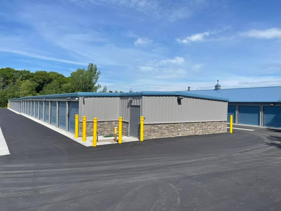 Storage Facility Sauk Rapids Sartell St Cloud Rice MN